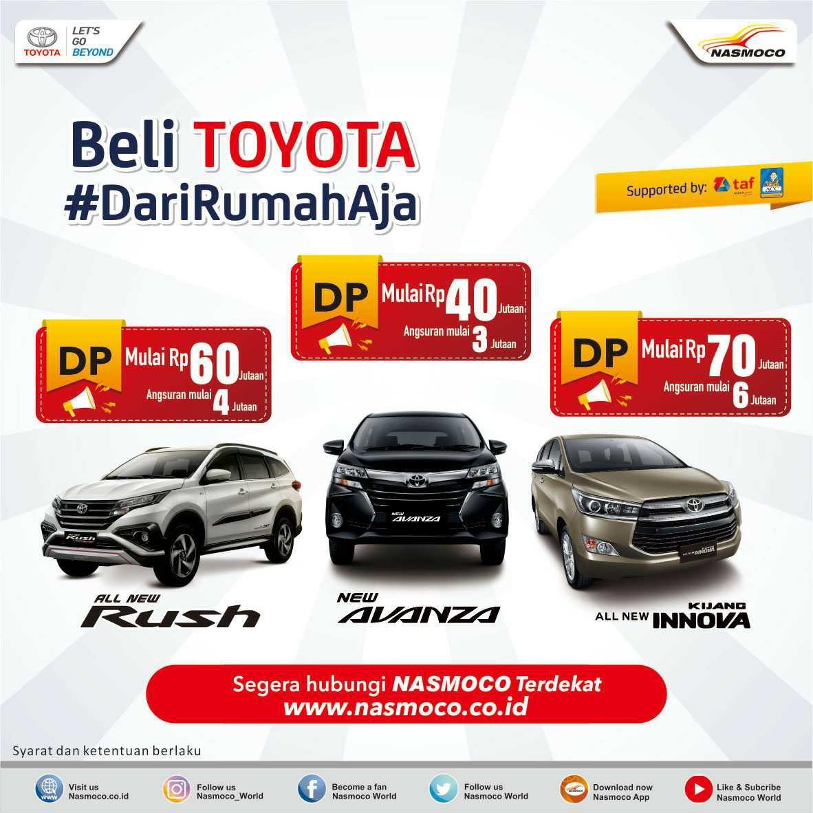 Promo Akhir Tahun Toyota Semarang